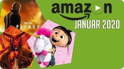 Neu auf Amazon Prime Video im Januar 2020