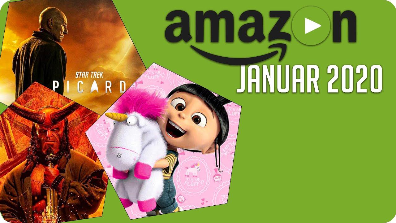 Amazon Prime Januar