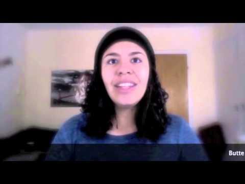 Butte College, California - Ana from Brazil