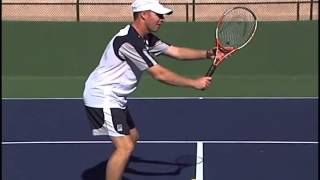 Pro Tennis Lessons - James Jensen - volley