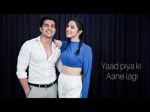 yaad-piya-ki-aane-lagi-|-ft.-divya-khosla-kumar|-neha-kakkar-|-choreography-aadil-khan,krutika