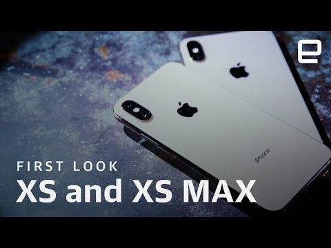 Apple iPhone XS and XS MAX First Look: A clear step forward