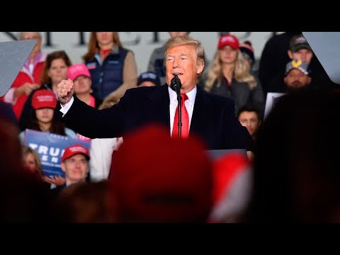 Watch Live: Trump holds campaign rally in Indianapolis
