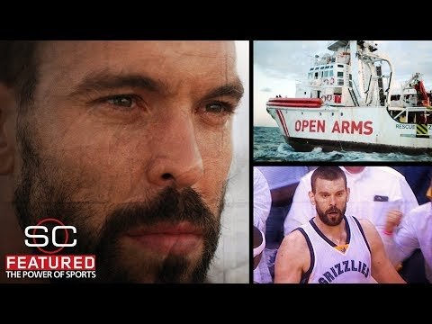 Marc Gasol's harrowing mission to rescue migrants | SC Featured | ESPN