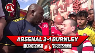 Arsenal 2-1 Burnley | Pepe Was Brilliant When He Came On! (Daniel)