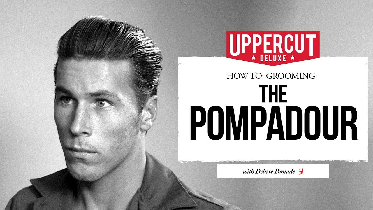 how to: grooming - style a pomp | uppercut deluxe | jack freestone