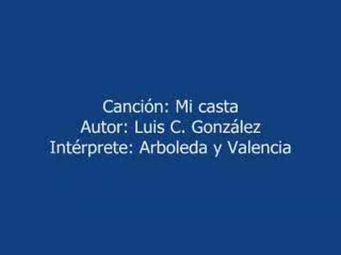 MI CASTA -- MUSICA COLOMBIANA -- BAMBUCO