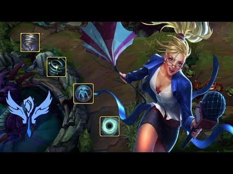 Janna Montage - Best Janna Plays 2016 (League of Legends)