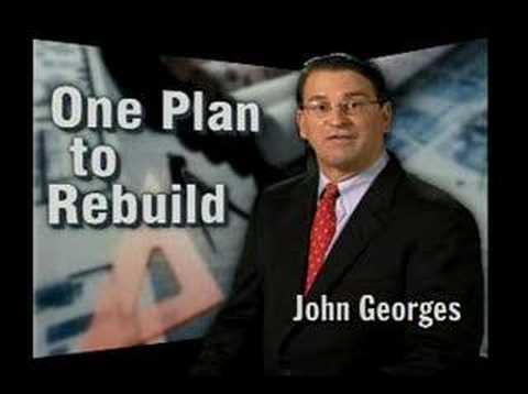 John Georges - One Plan