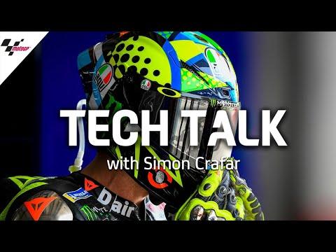Helmet Technology | Tech Talk with Simon Crafar