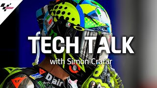 Helmet Technology | Tech Talk with Simon Crafar