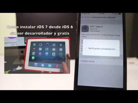 iOS 7 Beta 3 Disponible (Mas información)