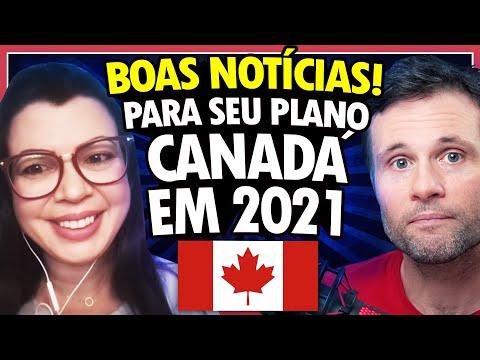 Previsões e expectativas na imigração para o Canadá em 2021 🇨🇦