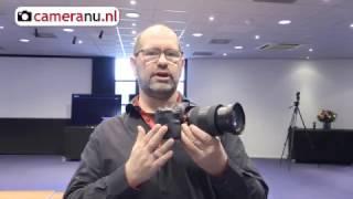 Sneak Preview Sony Alpha SLT A99 II DSLR