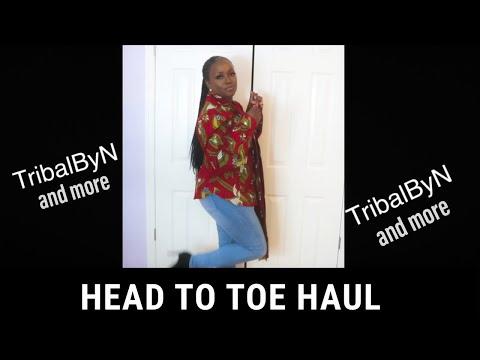 Head to Toe Shopping Haul thumbnail