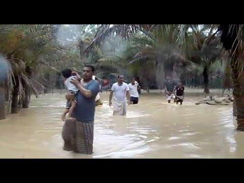 سقطرى محافظة منكوبة بسبب الإعصار -ماكونو-  - نشر قبل 1 ساعة