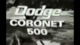 1968 Dodge Coronet & Polara Station Wagon Commercial - Slightly Better Quality Version