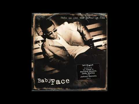 "Babyface – ""This Is For The Lover In You"" (instrumental) (Epic) 1996"