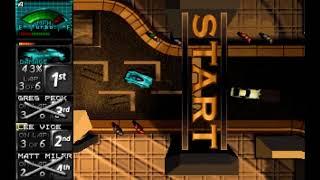 Скачать Death Rally Petrol In My Veins Speedrun 24 30 World Record