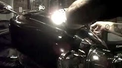 HOW TO REPLACE WINDSHIELD ON A YAMAHA ROYAL STAR VENTURE