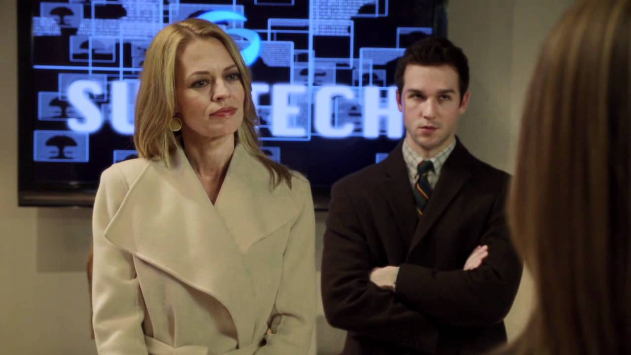 Download Jeri Ryan Interview from the Set of Law & Order Criminal Intent