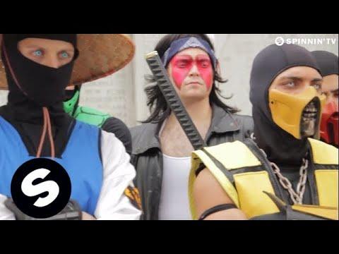 Pep & Rash - Fatality (Quintino Edit) [Official Music Video]
