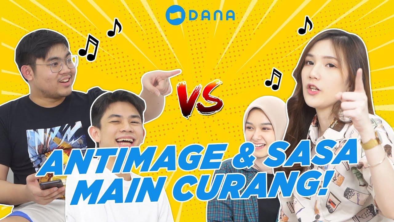 ANTIMAGE & SASA RANKING PALING BAWAH KALO SOAL MUSIK! - DANA PLAYROOM
