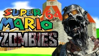 بث مباشر | كستم ماب ماريو مع العيال!!  Zombies Mods