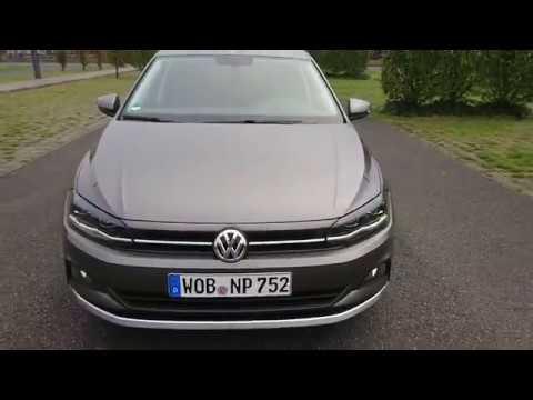 VW Polo TGI 2018 First Drive