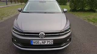 VW Polo TGI 2018 First Drive