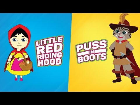 Fairy Tales – Puss In Boots   Little Red Riding Hood   Compilation
