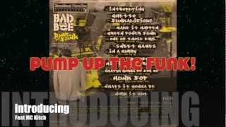 BadboE - Pump Up The Funk Album
