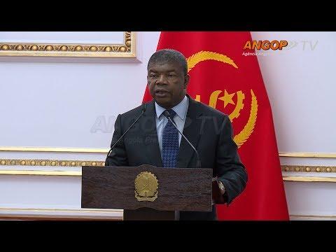 Presidente da República apela combate ao crime de colarinho branco