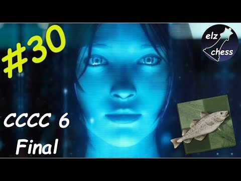 Leela Outplays Stockfish In The Budapest Defense | CCCC 6 Final Game 30