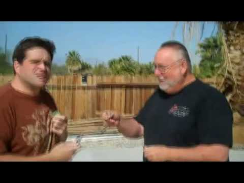 Ron Lester meets a CD ROM