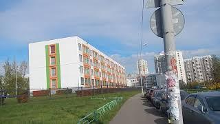 Москва | улица Верхние поля в Марьино