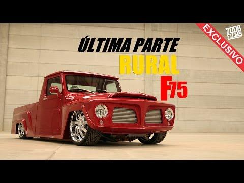 RURAL F75 ÚLTIMA PARTE, DO BRASIL PARA O MUNDO - Canal 7008Films