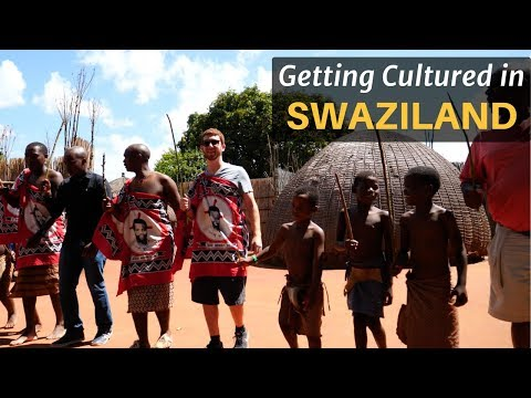 Getting Cultured in SWAZILAND
