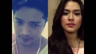 Filipino Singing #percayalah  Indonesian Song  🇵🇭 🇲🇨 #smule