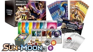 Pokemon TCG Sun & Moon Premium Trainer Box (Japanese)