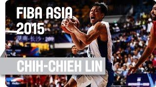 Chih-Chieh Lin: Highlight Reel - 2015 FIBA Asia Championship