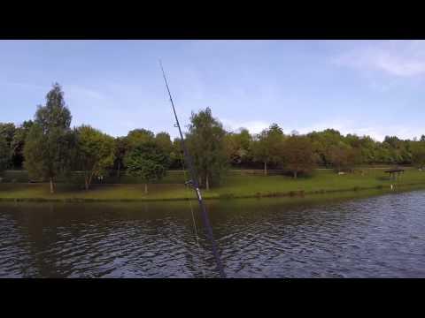 Test de la canne à pêche Wixom de Caperlan