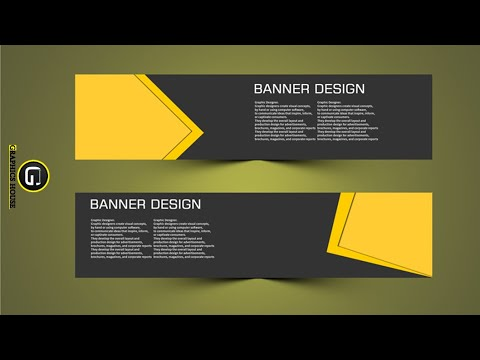 Photoshop Tutorial web Banner Design In photoshop cs3 Tuts thumbnail