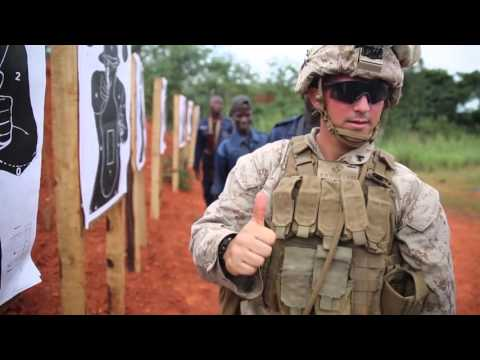 Special-Purpose Marine Air-Ground Task Force Crisis Response-Africa Trailer
