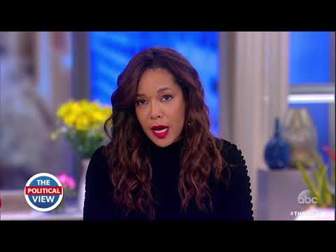Rep. Frederica Wilson Recounts Trump's Call To Widow Of Fallen Soldier | The View