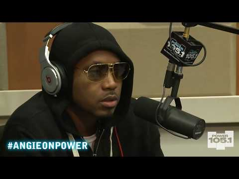 Nas Surprises Angie Martinez For Legendary NY Moment