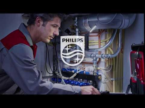 Lâmpada de inspeção Philips RCH19: design compacto e exclusivo para fazer melhor o seu trabalho.