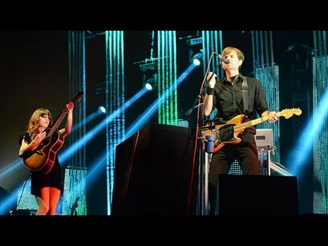 The Postal Service LIVE at Lollapalooza 2013