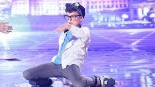 Romanii au Talent 2017 baiat danseaza incredibil | AniBOTS