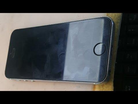Iphone 5s Не Вкл перекатка nand